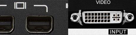 DVI naar Mini Displayport