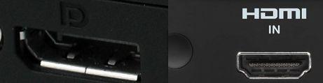 Displayport naar HDMI