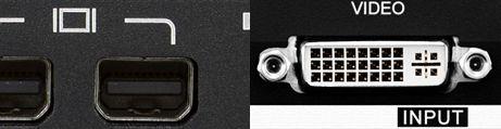 Mini Displayport naar DVI